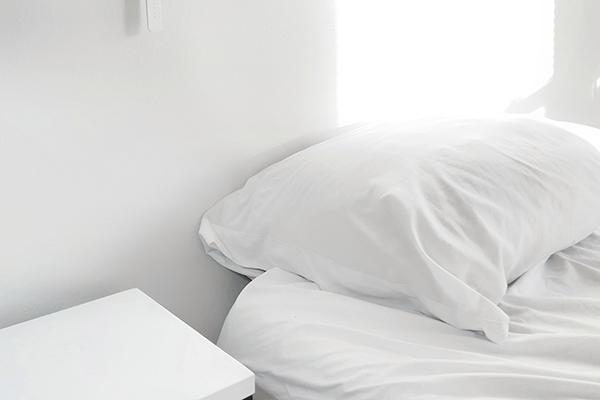 ストレートネック、枕